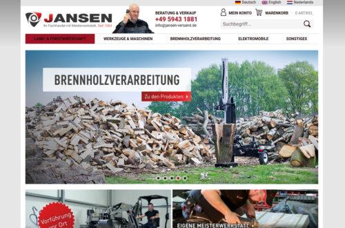 Jansen-Versand